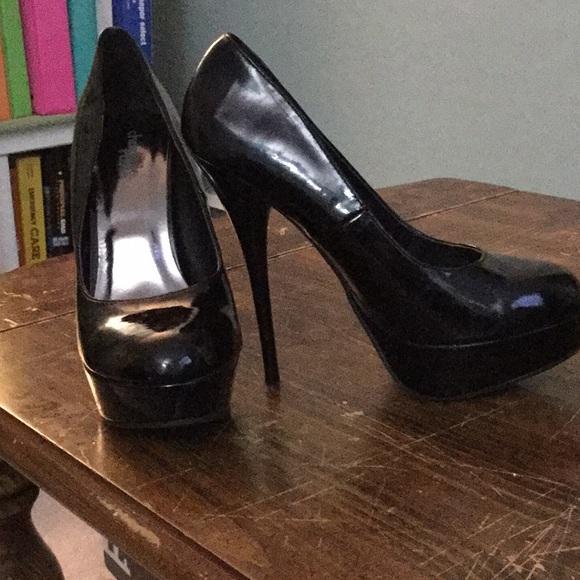 Shoes - Charlotte Russe Klarisa Pumps